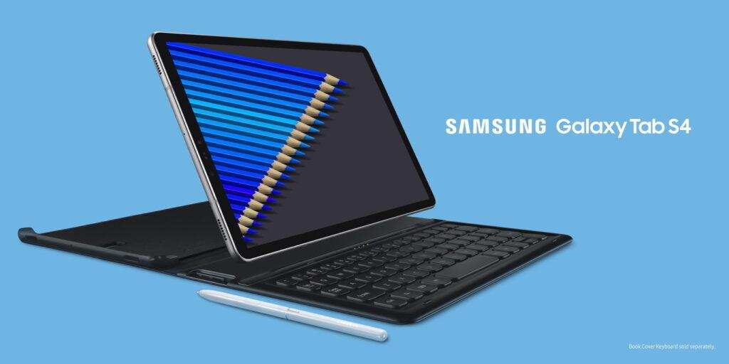 Samsung Galaxy Tab S4 para jugar free fire