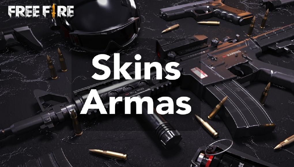 skins de armas
