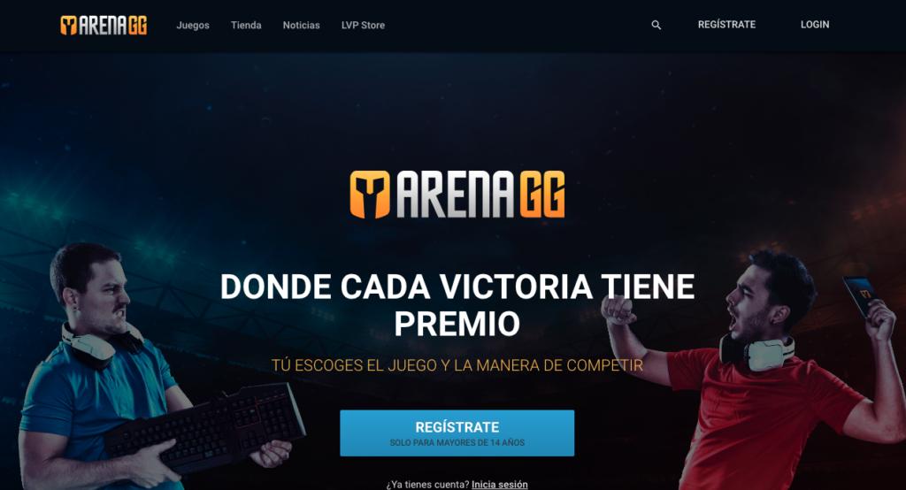 torneos de Arena GG