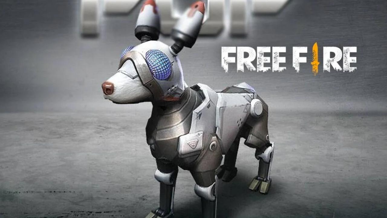 Mascotas de Free Fire